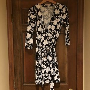 Charles Henry Floral Dress. Size Small